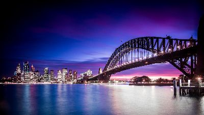 Sydney Harbour Bridge, Kasif  Jim , Australia