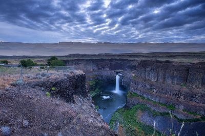 Palouse Fall, Nguyen  An , Usa