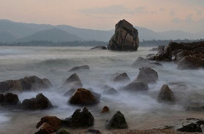 The Sea Soul 1, Ren  Zhicai , China