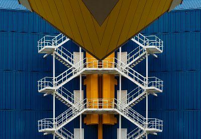 Escalier, Vander Meulen  Sonja , Belgium