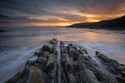 Guileen Sunset., O Shea  Finbarr , Ireland