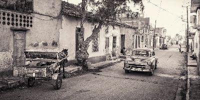 Trinidad Streetscape, English  Ian , Australia