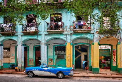 Central Havana Colour, English  Ian , Australia