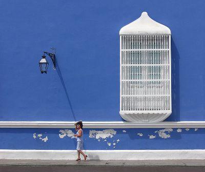 BLUE, Barrio  Luis Maria , Spain