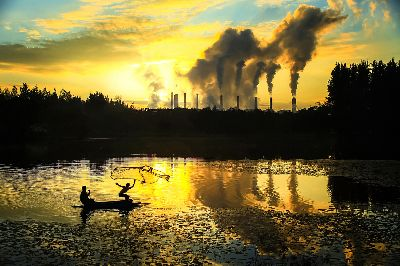 Lifes In Coal Mine And Power Plant, Tangmanpoowadol  Hansa , Thailand