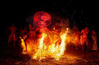 Theyyam 8, Vakalapudi  Suresh Kumar , India