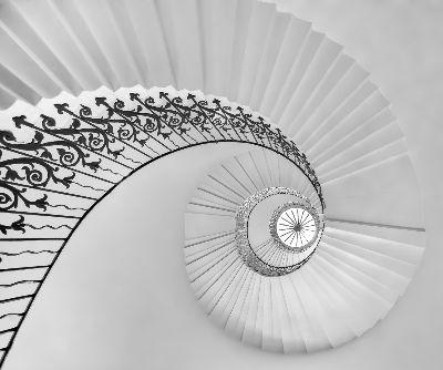 Fibonacci Spiral, Adcock  Terri , England