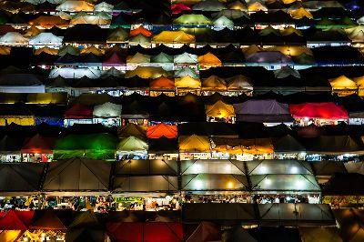 Night Market, Ng  Chee Keong , Malaysia