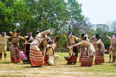Bihu Dance, Assam 3, Bose  Abhijit , India