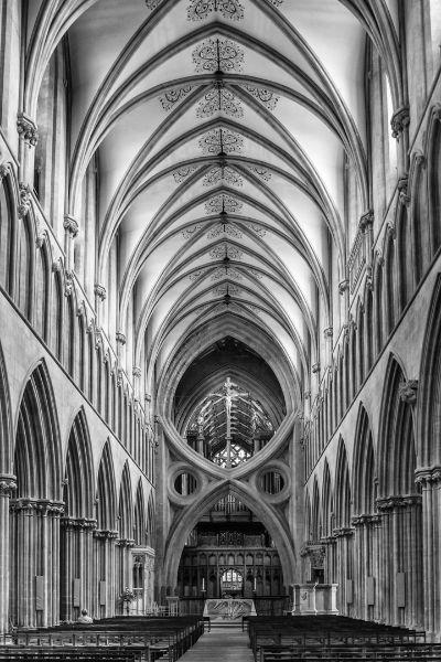 Wells Cathedral, Parker  Brendon , Australia