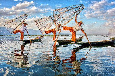 Fishermen, Hla  Richard , Hong Kong