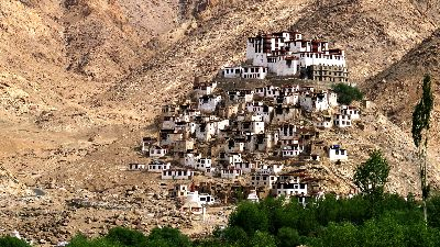 Chemrey Monastery Ladakh India, Chaudhuri  Asim Kumar , India
