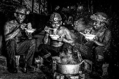 Coalminer Living22, Chang  Fukai , Taiwan