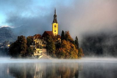 Morning, Vidmar  Stane , Slovenia
