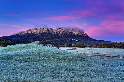 Mount Roland Dawn No. 2, Cannon  Wally , Australia