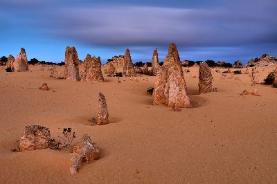 Pinnacles Dusk No. 2, Cannon  Wally , Australia