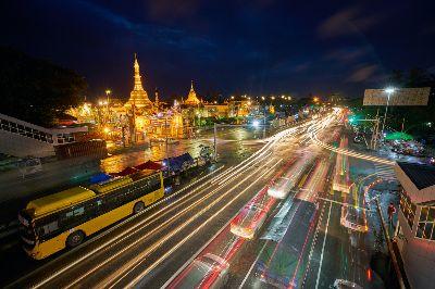 Yangon, Tun  Swe , Myanmar