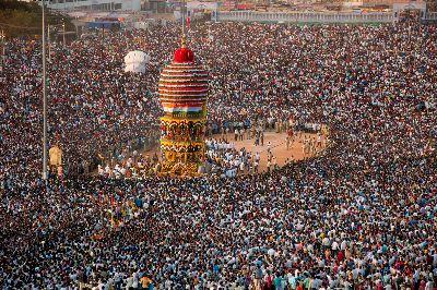 3 Siddeshwar Car Festival, Bhajanehatti  Sudhir , India