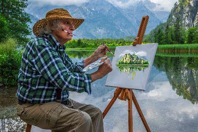 Maler, Ursprunger  Erich , Austria