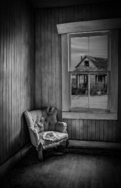 Old Chair, Dickerson  Terry , Usa