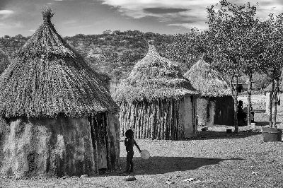 Himba Village, Gilbert  Jeremiah , Usa