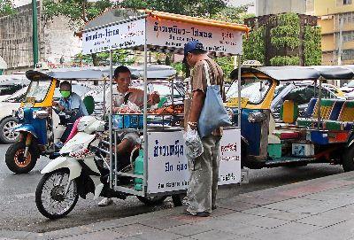 Street Vendor, Murphy  Cheryl , Australia