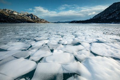 Ice Puzzle, Tran  Michael , Usa