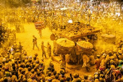 Chabina Procession, Bellemane  Digwas , India