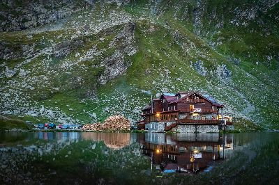 Cabana Balea, Matecsa  Elemer Istvan , Romania