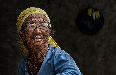 Granny Of Ramdhura, Saha  Shuvashis , India
