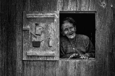 Granny Of Deythang, Saha  Shuvashis , India