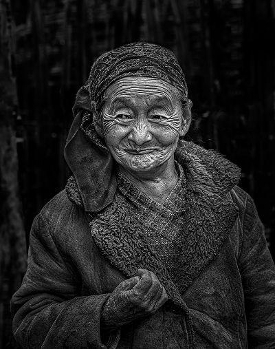 Granny Of Rabong, Saha  Shuvashis , India