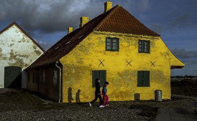 Yellow End House, Hansen  Bjarne Juhl , Denmark