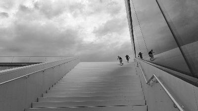 Steps To Street, Hansen  Bjarne Juhl , Denmark