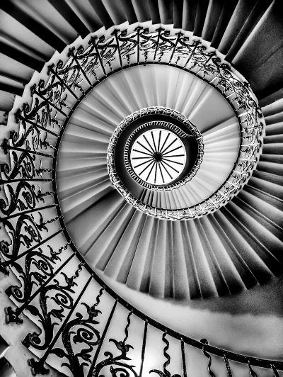 Queen Annes Staircase, Dimke  Sandy , Usa