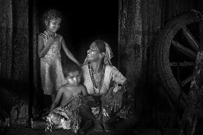 MY GRANDMA, Mohite  Samir , India