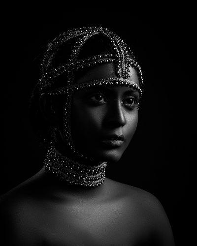 Portrait 133, Dutta  Chinmoy , India