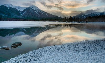 Vermilion Lake, Tran  Chinh , Usa