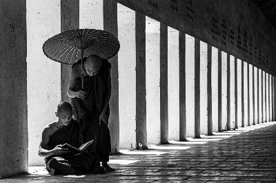 Reading Together, Tran  Yen , Usa