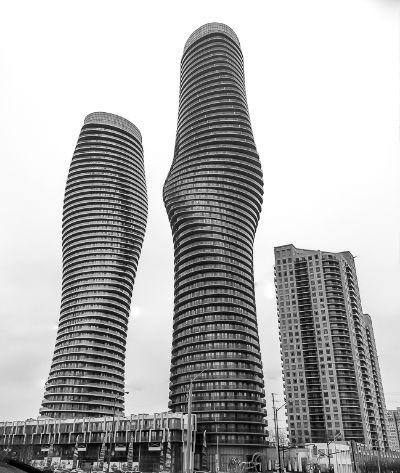 Twisted Towers, Prabhu  Mithun Prakash , India