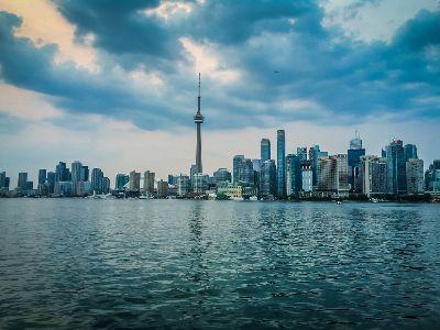 Toronto Skyline, Prabhu  Mithun Prakash , India