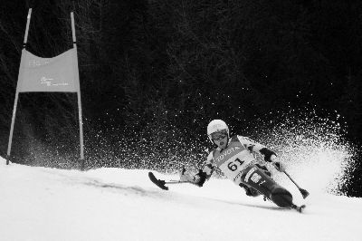 Sitting Para Skier 61, Bricelj  Bogdan , Slovenia