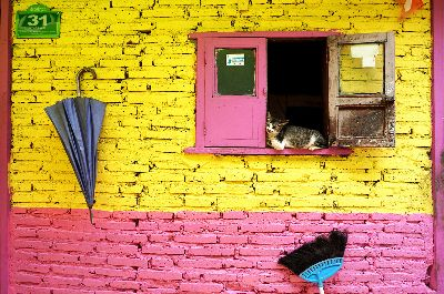 My Colorful House, Gahari  Dibyo , Indonesia