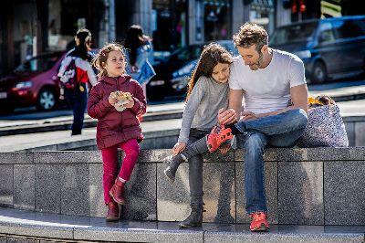 FAMILY CONVERSATION, Aerts  Jozef , Belgium
