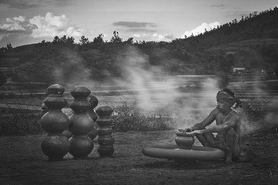 Pottery 6, Vakalapudi  Suresh Kumar , India