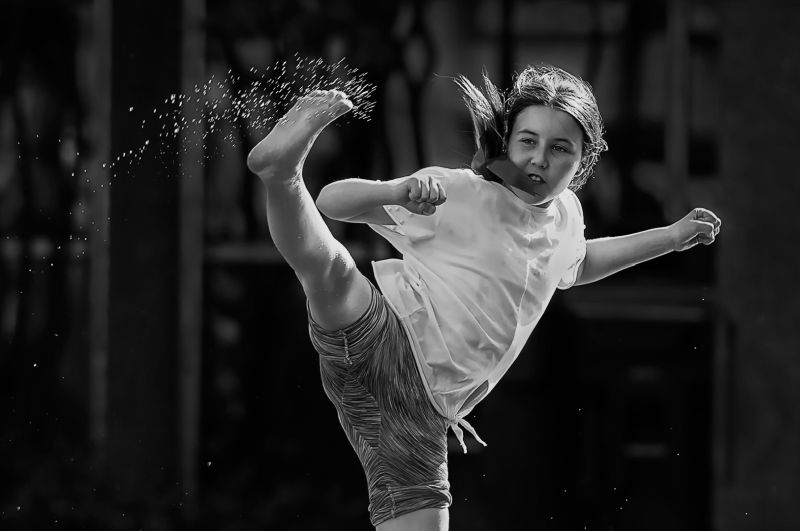 Kids Kungfu, Luo  Robin , Canada