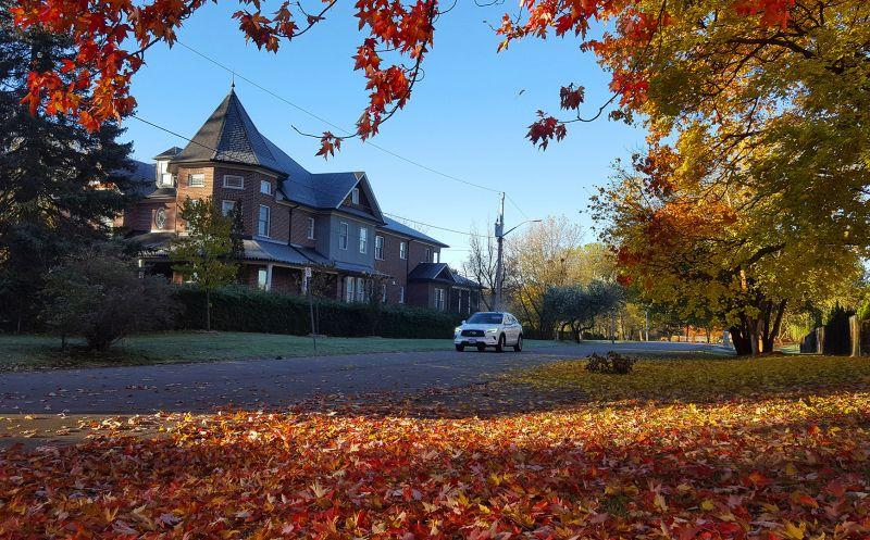 Markham Unionville, Luo  Robin , Canada