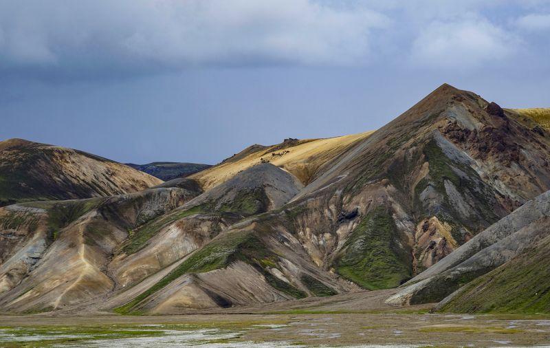 Yellow Hills, Di Panfilo  Vincenzo , Italy