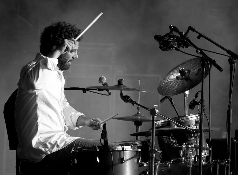 Nico On Drums 4, Nicoll  Francis , Belgium