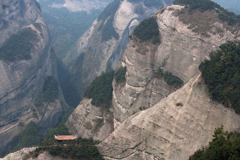 Chinese Mountains 3, Nicoll  Francis , Belgium